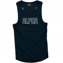 Tank Top Track Alpha Industries