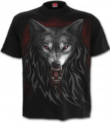 T-shirt LEGEND OF THE WOLVES